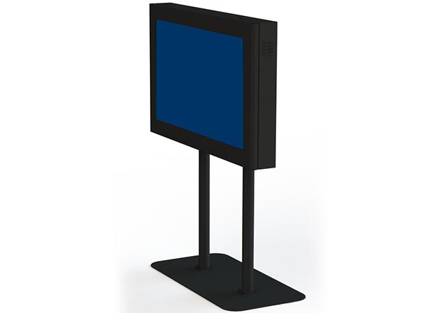 LCD / TV Enclosure