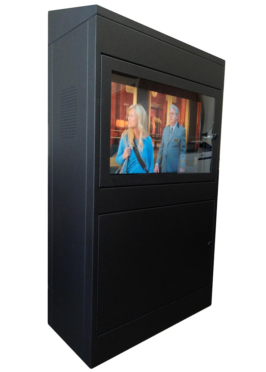 Multi-Purpose Anti-Ligature TV Cabinet