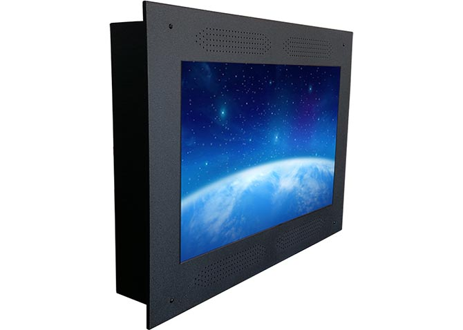 Recessed Guardian Tv Enclosure Computer Enclosures