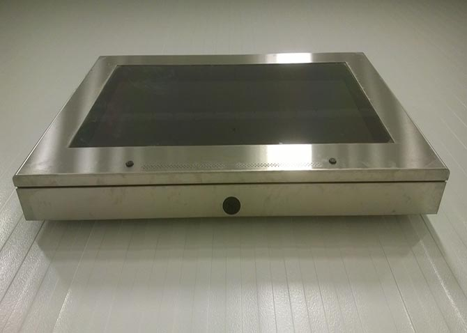 Stainless TV Enclosures