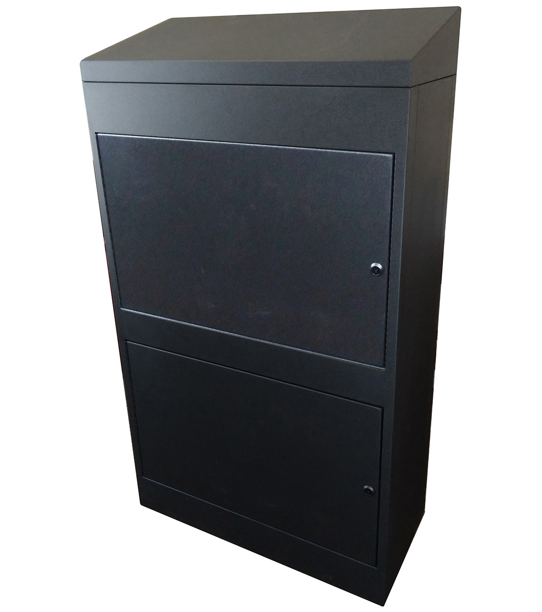 TV Enclosure Ligature Cabinet