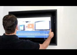 Anti-Ligature LCD Tv Enclosures for Hospitals and Correctional Facilites
