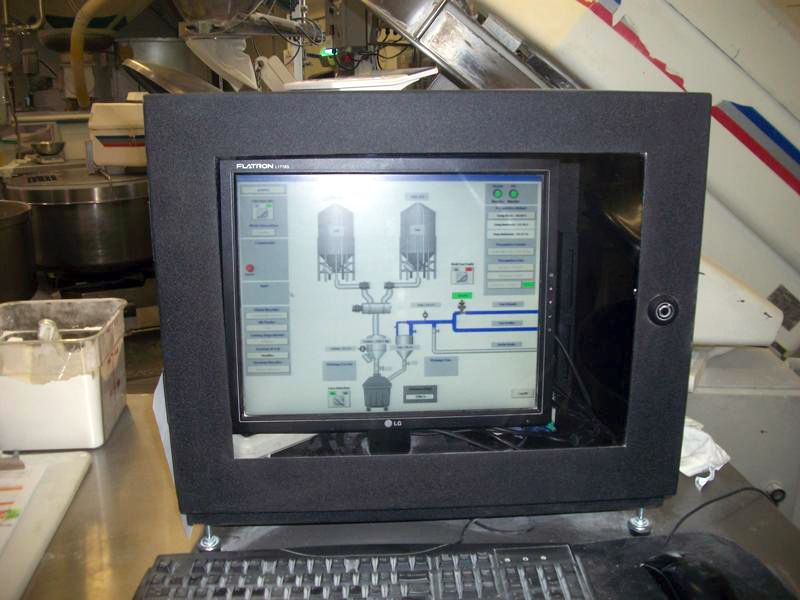 PC Qube in a lab.