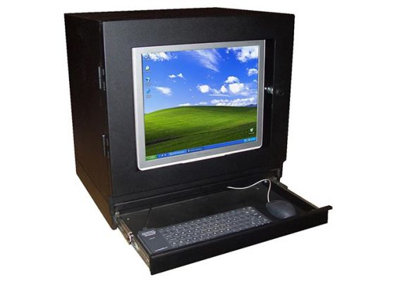 Computer Enclosure - PC Qube & Drawer Module