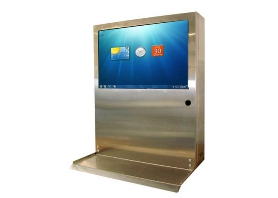 Computer Enclosure in Stainless Steel